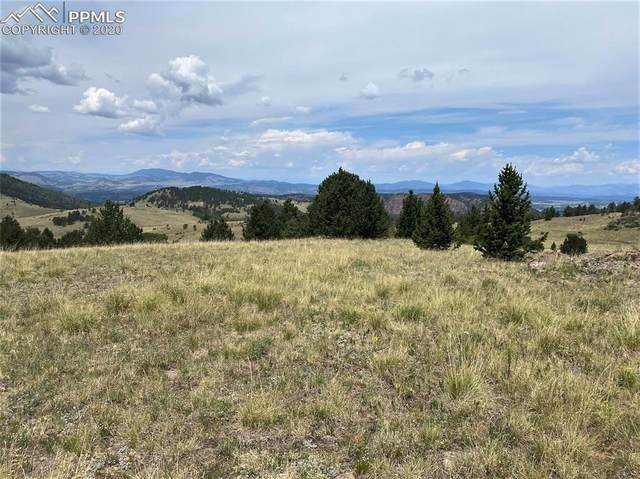 TBD Tablerock Road, Cripple Creek, CO 80813 (#7243452) :: The Harling Team @ HomeSmart