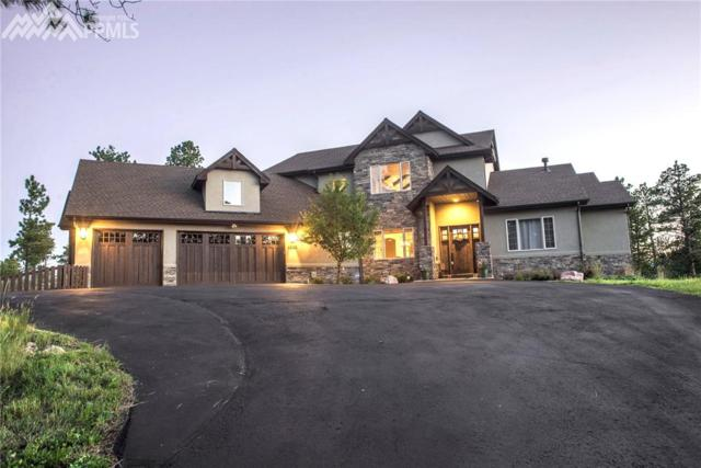 4335 Foxchase Way, Colorado Springs, CO 80908 (#7266114) :: 8z Real Estate