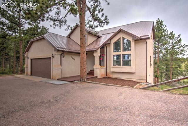 2600 Vista Glen Court, Woodland Park, CO 80863 (#7267875) :: Fisk Team, RE/MAX Properties, Inc.