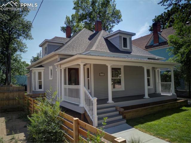 439 E Bijou Street, Colorado Springs, CO 80903 (#7300841) :: Colorado Home Finder Realty