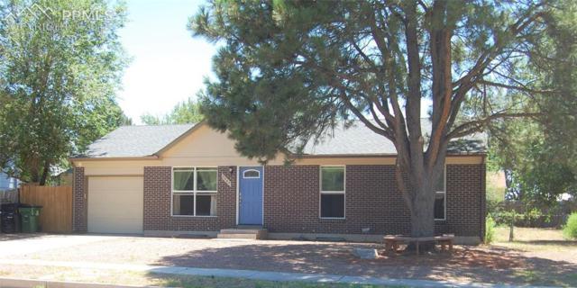 3995 Morley Drive, Colorado Springs, CO 80916 (#7359882) :: Jason Daniels & Associates at RE/MAX Millennium