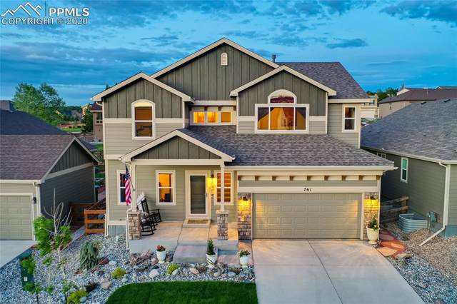 761 Tailings Drive, Monument, CO 80132 (#7361411) :: Fisk Team, RE/MAX Properties, Inc.