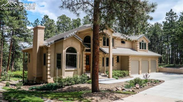 19815 W Top O The Moor Drive, Monument, CO 80132 (#7379057) :: The Daniels Team