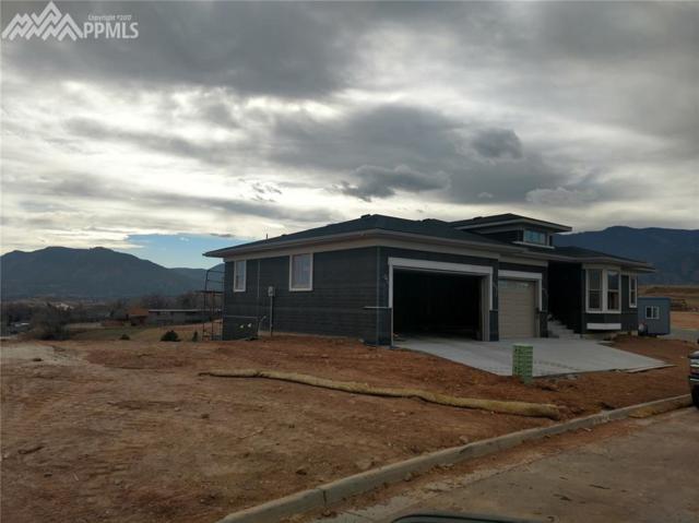 917 E Uintah Bluffs Place, Colorado Springs, CO 80903 (#7386072) :: 8z Real Estate