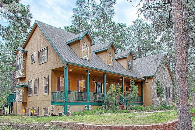 18025 Archers Drive, Monument, CO 80132 (#7421345) :: 8z Real Estate