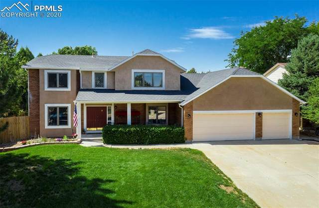 3 Ridgeweed Court, Pueblo, CO 81001 (#7507754) :: Finch & Gable Real Estate Co.