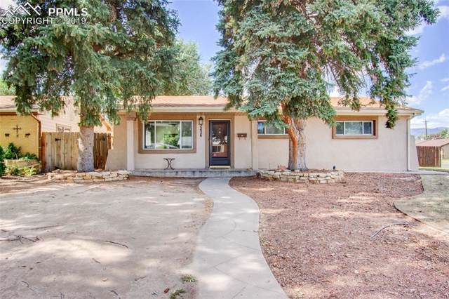3226 Poinsetta Drive, Colorado Springs, CO 80907 (#7533879) :: The Treasure Davis Team