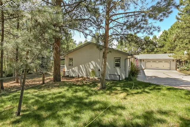 18410 Lazy Summer Way, Monument, CO 80132 (#7555221) :: Finch & Gable Real Estate Co.