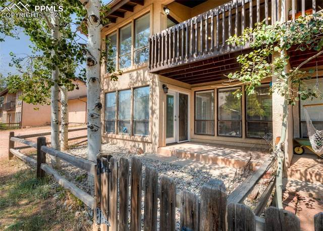 755 Apache Trail #3, Woodland Park, CO 80863 (#7651780) :: Action Team Realty