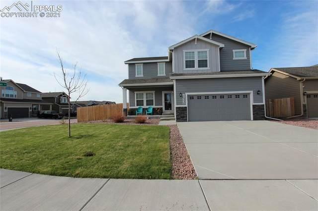 11334 Scenic Brush Drive, Colorado Springs, CO 80831 (#7751596) :: Fisk Team, RE/MAX Properties, Inc.