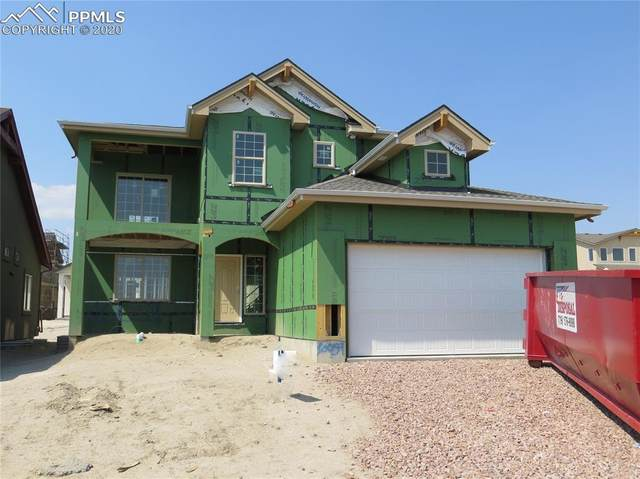 10059 Hannaway Drive, Colorado Springs, CO 80924 (#7769791) :: Action Team Realty