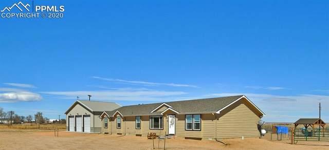 24830 Impala Circle, Calhan, CO 80808 (#7789439) :: 8z Real Estate