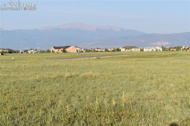 7752 Bannockburn Trail, Colorado Springs, CO 80908 (#7859350) :: Tommy Daly Home Team