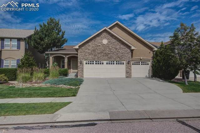 8676 Coyote Creek Drive, Colorado Springs, CO 80924 (#7939619) :: Tommy Daly Home Team