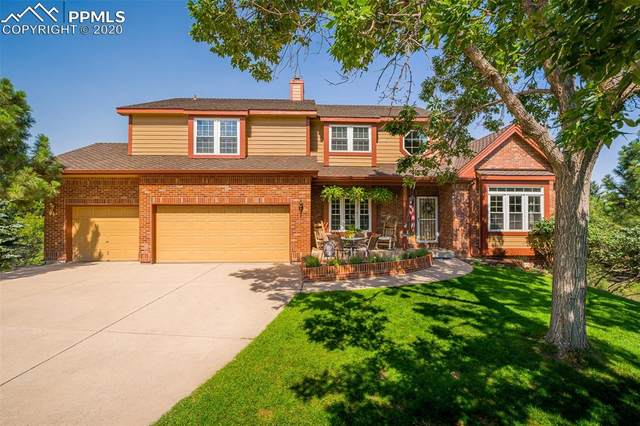 1618 Oak Hills Drive, Colorado Springs, CO 80919 (#7962653) :: Finch & Gable Real Estate Co.