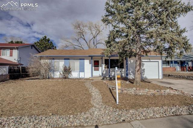 2816 Gomer Avenue, Colorado Springs, CO 80910 (#7987639) :: Harling Real Estate