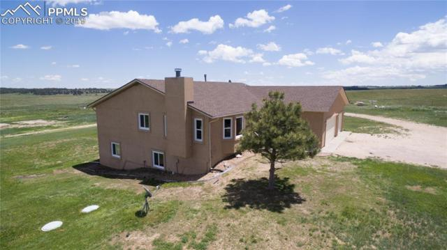 21878 County 37 Road, Elbert, CO 80106 (#7992854) :: Action Team Realty