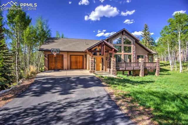 540 Pembrook Drive, Woodland Park, CO 80863 (#8012972) :: 8z Real Estate