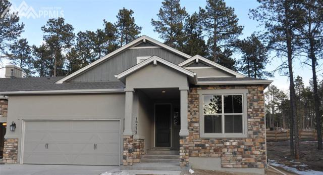 16335 Woodward Terrace, Monument, CO 80132 (#8040147) :: The Hunstiger Team