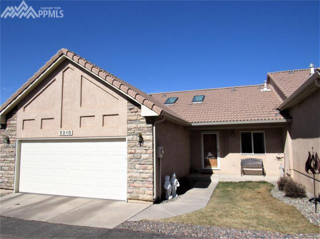 5210 Mountain Villa Grove, Colorado Springs, CO 80917 (#8073852) :: The Hunstiger Team
