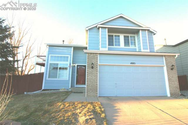 4885 Little London Drive, Colorado Springs, CO 80923 (#8111114) :: Tommy Daly Home Team