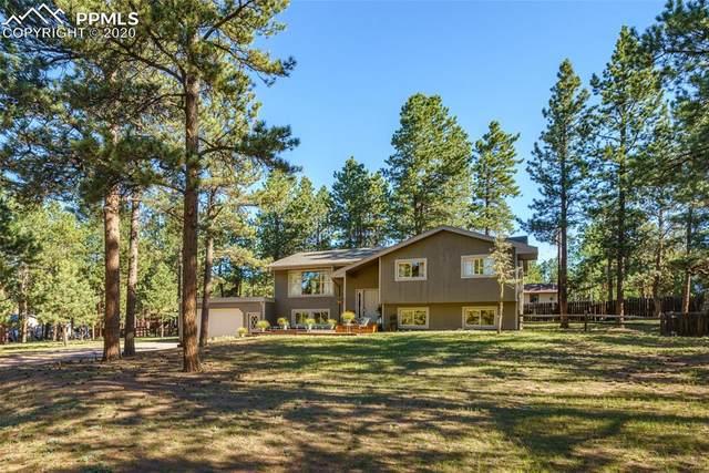 680 Sunnywood Lane, Woodland Park, CO 80863 (#8180301) :: 8z Real Estate