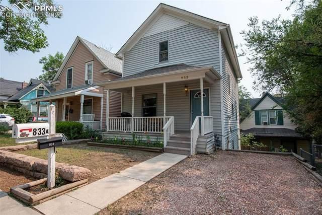 833 E Kiowa Street, Colorado Springs, CO 80903 (#8281474) :: Finch & Gable Real Estate Co.