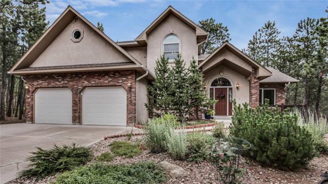 650 Powderhorn Drive, Monument, CO 80132 (#8308516) :: 8z Real Estate