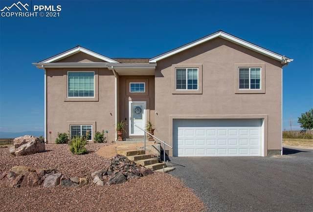 1237 N Parkridge Drive, Pueblo West, CO 81007 (#8386645) :: Action Team Realty