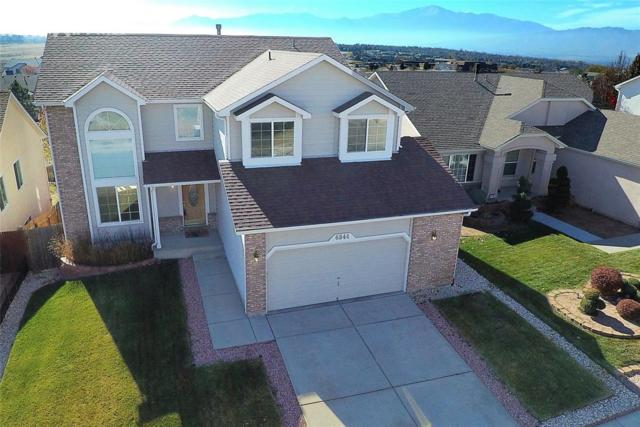 6844 Becknell Drive, Colorado Springs, CO 80923 (#8432785) :: Jason Daniels & Associates at RE/MAX Millennium