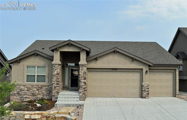 3096 Kettle Ridge Drive, Colorado Springs, CO 80908 (#8436564) :: Action Team Realty