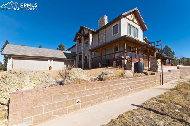 4687 W Highway 24 Highway, Florissant, CO 80816 (#8479614) :: Action Team Realty