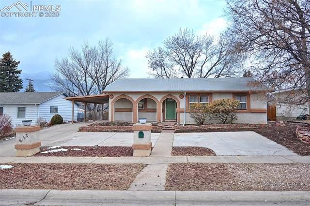 622 N 30th Street, Colorado Springs, CO 80904 (#8576525) :: Action Team Realty