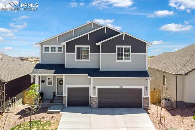 12845 Morning Breeze Way, Peyton, CO 80831 (#8694817) :: Tommy Daly Home Team