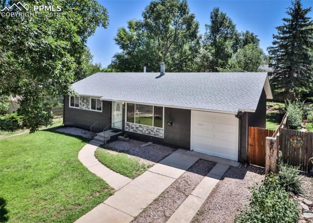 1611 Holmes Drive, Colorado Springs, CO 80909 (#8817525) :: Harling Real Estate