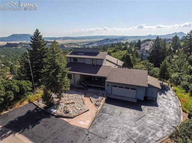 7065 Fox Circle, Larkspur, CO 80118 (#8835764) :: The Treasure Davis Team