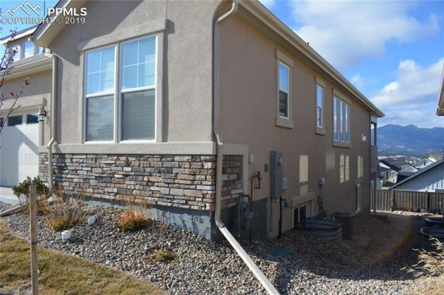 1402 Promontory Bluff View, Colorado Springs, CO 80921 (#8950695) :: Fisk Team, RE/MAX Properties, Inc.
