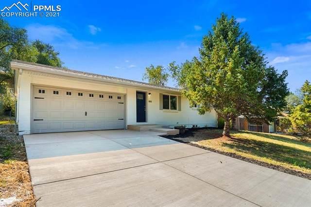 1617 Shenandoah Drive, Colorado Springs, CO 80910 (#9042003) :: Symbio Denver