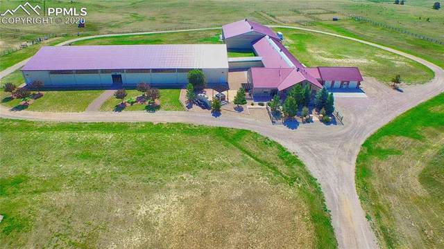 2074 Summit Road, Elizabeth, CO 80107 (#9086991) :: Action Team Realty