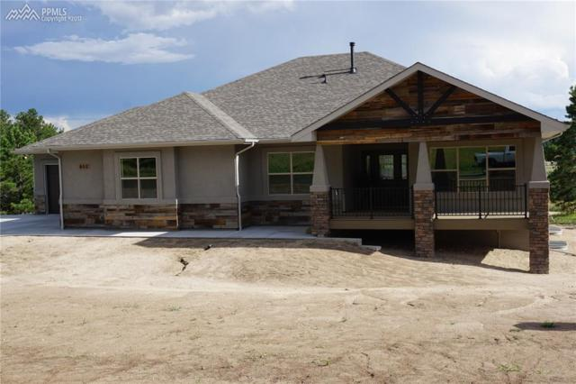 602 Pioneer Haven Point, Palmer Lake, CO 80133 (#9234894) :: 8z Real Estate