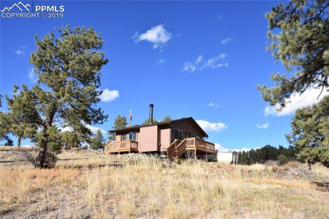 11 Valley Circle, Florissant, CO 80816 (#9238372) :: Action Team Realty