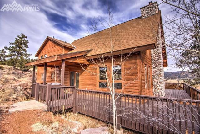 1028 County 111 Road, Florissant, CO 80816 (#9399551) :: The Hunstiger Team