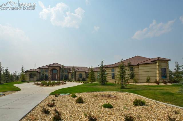 8312 Airpark Heights, Peyton, CO 80831 (#9399811) :: Finch & Gable Real Estate Co.