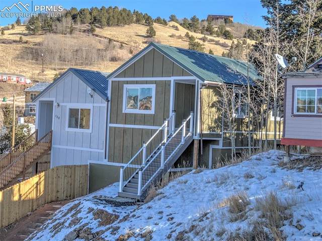 132 Aspen Street, Cripple Creek, CO 80813 (#9422957) :: The Dixon Group