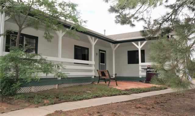 22062 E Garrett Road, Calhan, CO 80808 (#9429059) :: 8z Real Estate