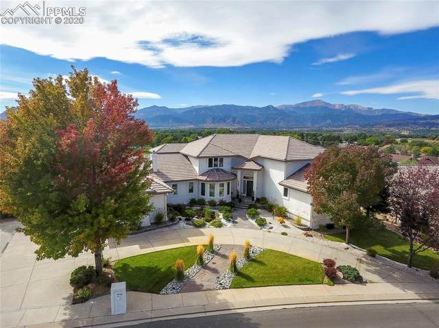 3250 Muirfield Drive, Colorado Springs, CO 80907 (#9466249) :: Tommy Daly Home Team