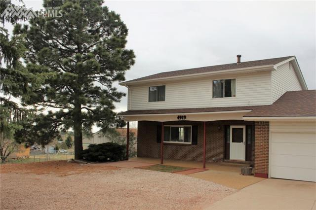 4919 Rocking R Drive, Colorado Springs, CO 80915 (#9474003) :: Fisk Team, RE/MAX Properties, Inc.