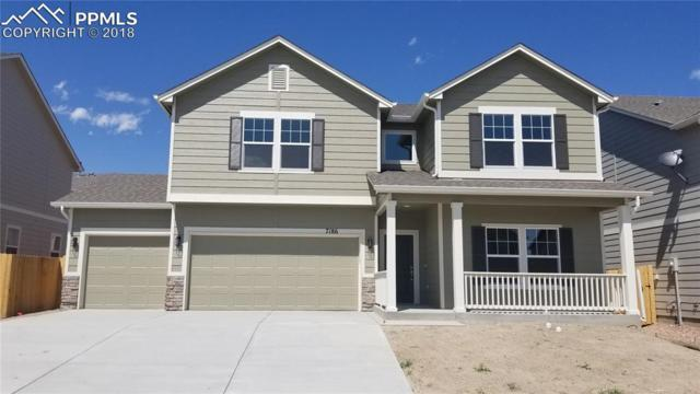 7186 New Meadow Drive, Colorado Springs, CO 80924 (#9478116) :: Action Team Realty