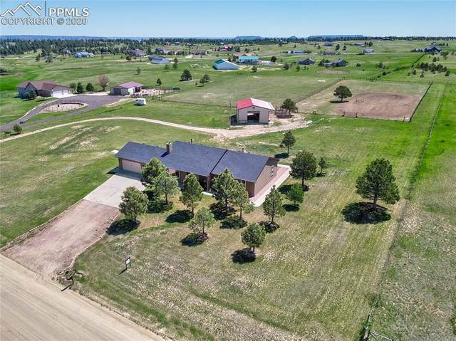 18005 Ranch Hand Road, Peyton, CO 80831 (#9560768) :: The Treasure Davis Team