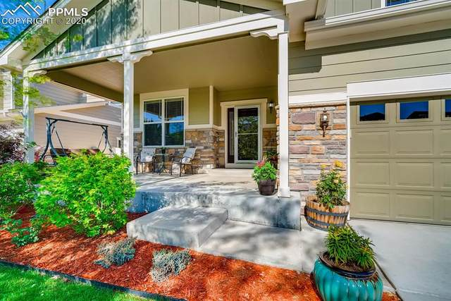 12193 Skywalk Street, Parker, CO 80134 (#9645222) :: 8z Real Estate